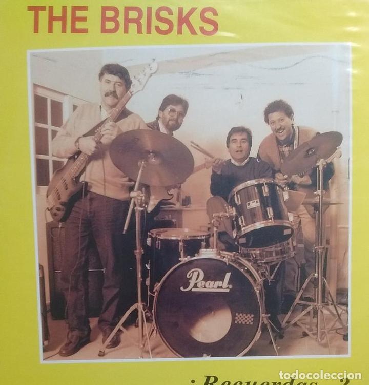 BRISKS, THE - ¿ RECUERDAS ? - LP (Música - Discos - LP Vinilo - Grupos Españoles 50 y 60)