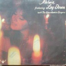 Discos de vinilo: MELANIE - LAY DOWN - 1970 - LP -. Lote 173573187