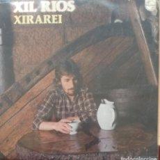 Discos de vinilo: XIL RIOS - XIRAREI - 1980 - LP. Lote 173573333