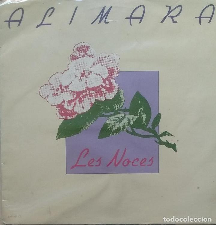 ALIMARA - LES NOCES - 1983 - LP (Música - Discos - LP Vinilo - Cantautores Extranjeros)