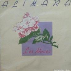 Discos de vinilo: ALIMARA - LES NOCES - 1983 - LP. Lote 173573368
