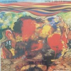 Discos de vinilo: PACO BANDEIRA - ENTRE O CEU E O INFERNO - 1977 - LP - PORTUGUES - DACAPO. Lote 173573383