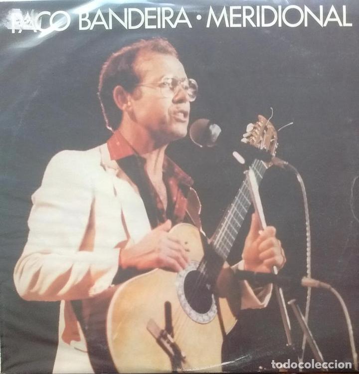 PACO BANDEIRA - MERIDIONAL - LP - PORTUGUES - DACAPO (Música - Discos - LP Vinilo - Cantautores Extranjeros)