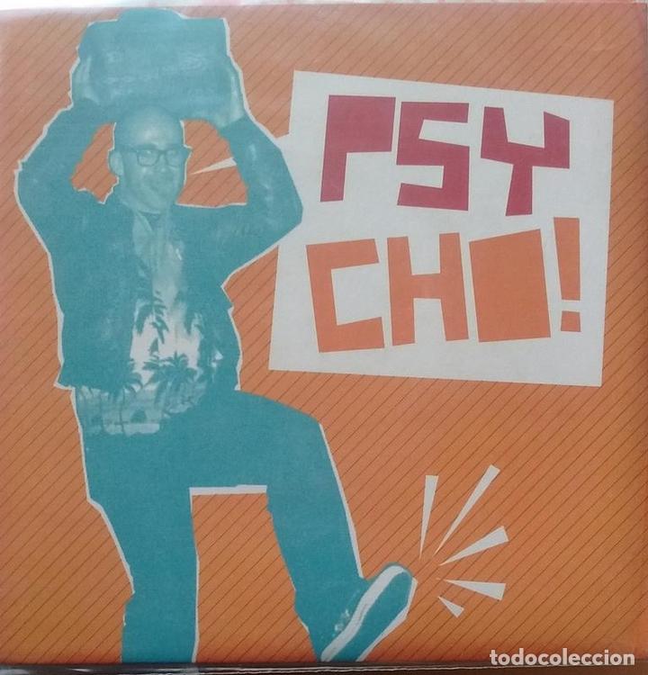 PSYCHO - LOS BENDITOS - ALELUYA / ITALIAN GIRL + MIRACLE KINGS - OUTSIDER / ACTION - 2005 - EP (Música - Discos de Vinilo - EPs - Grupos Españoles de los 90 a la actualidad)