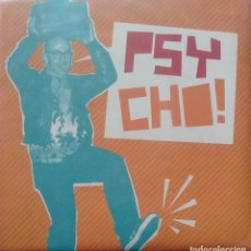 Discos de vinilo: PSYCHO - LOS BENDITOS - ALELUYA / ITALIAN GIRL + MIRACLE KINGS - OUTSIDER / ACTION - 2005 - EP. Lote 173573503