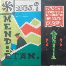 Discos de vinilo: JOSE OLAIZOLA GABARAIN - MENDIETAN / RAFAEL CASTRO - NORA - 1964 - SINGLE - EUSKERA - CINSA. Lote 173573634