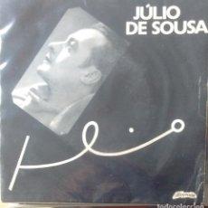 Discos de vinilo: JULIO DE SOUSA - BARCO DE PAPEL / SAUDADE VAI-TE EMBORA / EU DEI-TE UMA CANÇAO +1 1964 EP PORTUGUES. Lote 173573649
