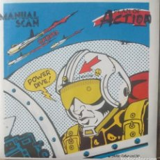 Discos de vinilo: MANUAL SCAN PLAN OF ACTION - NOTHING YOU CAN DO / AMERICAN WAY / NEW DIFFERENCE / ANYMORE +1 2006EP. Lote 173573669