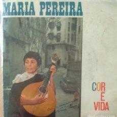 Discos de vinilo: MARIA PEREIRA - CANÇAO DO NATAL / COR E VIDA / DESENCANTO / NAO VALE A PENA - EP - PORTUGUES. Lote 173573684