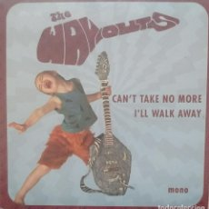 Discos de vinilo: WAYOUTS - THE WAY-OUTS - CAN'T TAKE NO MORE / I'LL WALK AWAY - 2005 - SINGLE. Lote 173573864
