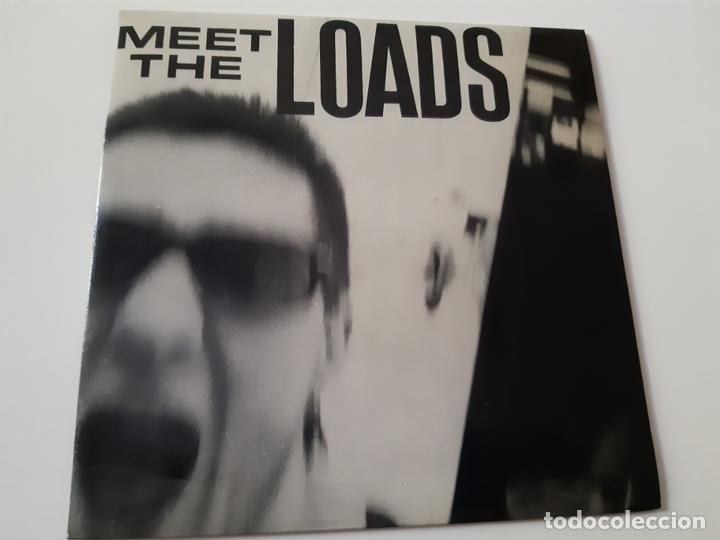 THE LOADS- MEET THE LOADS- PROMO EP 1989- EXC. ESTADO. (Música - Discos de Vinilo - EPs - Pop - Rock - New Wave Internacional de los 80)