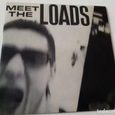 Discos de vinilo: THE LOADS- MEET THE LOADS- PROMO EP 1989- EXC. ESTADO.. Lote 173576847