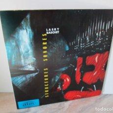 Discos de vinilo: LASRY BASCHET. STRUCTURES SONORES. LP VINILO. DIM RECORDS 1968. VER FOTOGRAFIAS ADJUNTAD. Lote 173580902
