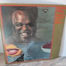 Discos de vinilo: FREDDIE KING. WOMAN ACROSS THE RIVER. LP VINILO.SHELTER RECORDING 1973. VER FOTOGRAFIAS ADJUNTAS. Lote 173581208