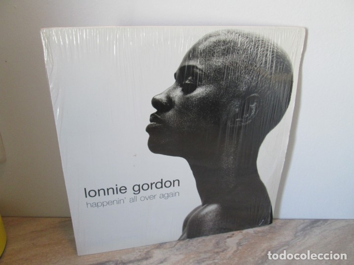 LONNIE GORDON. HAPPENIN´ALL OVER AGAIN.MAXI SINGLE VINILO. TRAX RECORDING 1998. (Música - Discos de Vinilo - Maxi Singles - Electrónica, Avantgarde y Experimental)