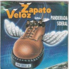 Dischi in vinile: ZAPATO VELOZ,PANDEIRADA SIDERAL DEL 92. Lote 173588044