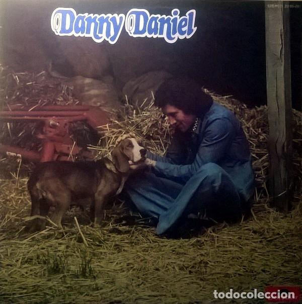 DANNY DANIEL. POR EL AMOR DE UNA MUJER. 1974. (Música - Discos - LP Vinilo - Solistas Españoles de los 70 a la actualidad)