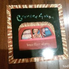 Disques de vinyle: CROWDED HOUSE-TOGETHER ALONE.LP ESPAÑA. Lote 173603287