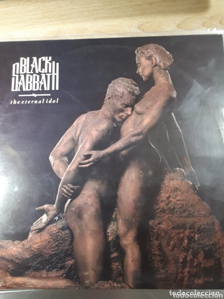 BLACK SABATH THE ETERNAL IDOL MUY DIFICIL DE CONSEGUIR (Música - Discos - LP Vinilo - Pop - Rock - Extranjero de los 70)