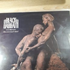 Discos de vinilo: BLACK SABATH THE ETERNAL IDOL MUY DIFICIL DE CONSEGUIR. Lote 173607195