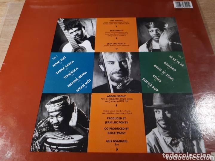 Discos de vinilo: JEAN LUC PONTY TCHOKOLA - Foto 2 - 173607760