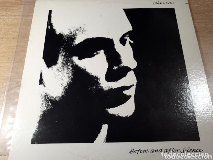 BRIAN ENO BEFORE AND AFTER SCIENCE (Música - Discos - LP Vinilo - Electrónica, Avantgarde y Experimental)