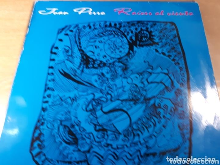JUAN PERRO RAICES AL VIENTO (Música - Discos - LP Vinilo - Grupos Españoles de los 90 a la actualidad)