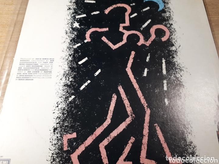 Discos de vinilo: DAVID BOWIE LETS DANCE - Foto 2 - 173608454