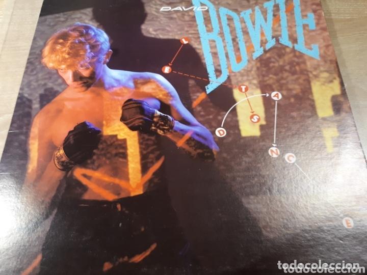 DAVID BOWIE LETS DANCE (Música - Discos - LP Vinilo - Pop - Rock - New Wave Extranjero de los 80)
