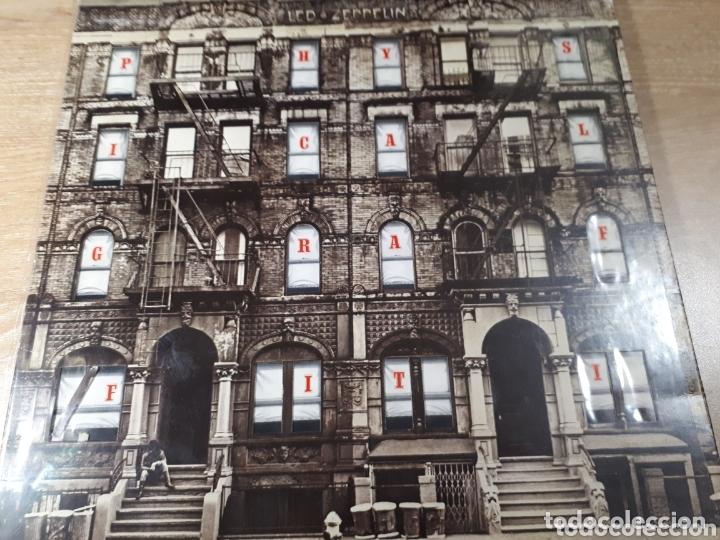 LED ZEPPELIN PHYSICAL GRAFFITI DOBLE LP (Música - Discos - LP Vinilo - Pop - Rock - Extranjero de los 70)