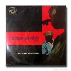 Discos de vinilo: THE ART TATUM · BEN WESTERN QUARTET (FEATURING RED CALLENDER AND BILL DOUGLAS). Lote 173626227
