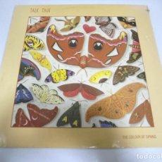 Discos de vinilo: LP. TALK TALK. THE COLOUR OF SPRING. 1986. EMI RECORDS. Lote 173631060