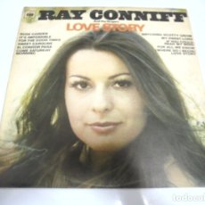 Discos de vinilo: LP. RAY CONNIFF AND THE SINGERS LOVE STORY. CBS. Lote 173631742