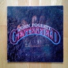 Discos de vinilo: JOHN FOGERTY - CENTERFIELD, WARNER, 1985. USA.. Lote 173633497
