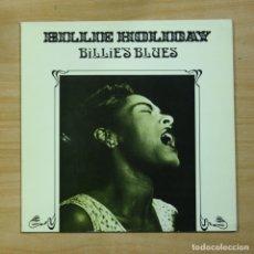 Discos de vinilo: BILLIE HOLIDAY - BILLIE´S BLUES - LP. Lote 173639229