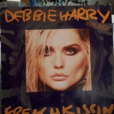 Discos de vinilo: DEBBIE HARRY* -FRENCH KISSIN'IN THE USA. Lote 173654169