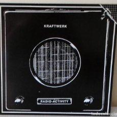 Discos de vinilo: KRAFTWERK - RADIO ACTIVITY CAPITOL - (1976) . Lote 173656160