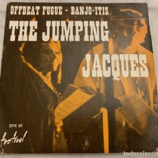 Discos de vinilo: THE JUMPING JACQUES ‎– OFFBEAT FUGUE SELLO: DISQUES FESTIVAL ‎– SPX 97 FORMATO: VINYL, 7 PAÍS: FR . Lote 173659638