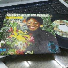 Discos de vinilo: MARTHA HIGH SINGLE SHOWDOWN ESPAÑA 1980. Lote 173660614