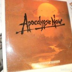 Disques de vinyle: LP 2 DISCOS APOCALYPSE NOW. ELEKTRA 1979 SPAIN (PROBADOS Y EN BUEN ESTADO). Lote 173662189
