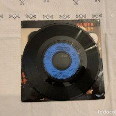 Discos de vinilo: CAMEO – CANDY SELLO: MERCURY – 888 248-7 FORMATO: VINYL, 7 , 45 RPM, SINGLE PAÍS: FRANCE . Lote 173664739