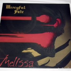 Discos de vinilo: LP MERCYFUL FATE - MELISSA. Lote 173667279