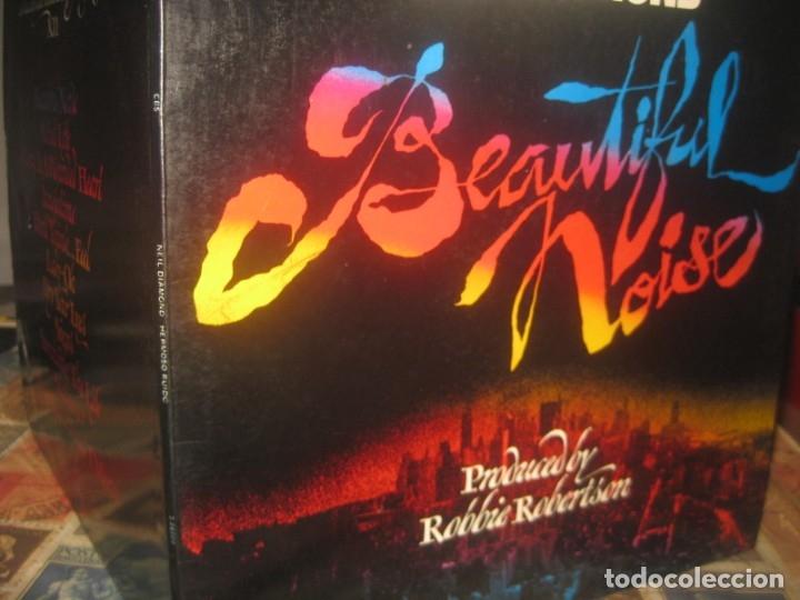 Discos de vinilo: Neil Diamond - Beautiful Noise - (CBS- 1976 OG España - Doble Portada - Foto 3 - 173673920