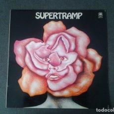 Discos de vinilo: SUPERTRAMP - SUPERTRAMP - LP AM RECORDS 1977 ED. ESPAÑOLA AMLS 981 MUY BUENAS CONDICIONES. . Lote 173676387