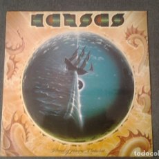 Discos de vinilo: KANSAS -POINT OF KNOW RETURN- LP KIRSHNER EPIC 1977 ED. ESPAÑOLA KIR 82234 MUY BUENAS CONDICIONES. . Lote 173677278