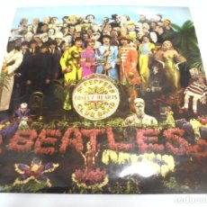 Discos de vinilo: LP. THE BEATLES. SGT. PEPPERS CLUB BAND. LONELY HEARTS. 1967. CONTIENE ENCARTE. INGLATERRA. Lote 173728290