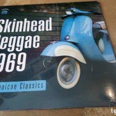 Discos de vinilo: SKINHEAD REGGAE 1969. 14 JAMAICAN CLASSICS - LP VINILO PRECINTADO -. Lote 173741204