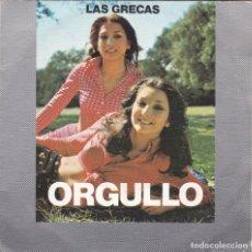 Disques de vinyle: LAS GRECAS,ORGULLO DEL 74. Lote 173745138