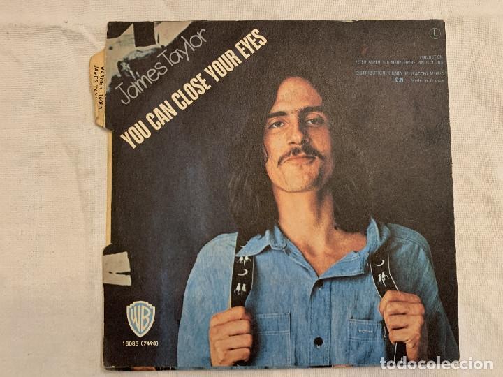 JAMES TAYLOR – YOU'VE GOT A FRIEND SELLO: WARNER BROS. RECORDS – 16085 FORMATO: VINYL, 7 (Música - Discos - Singles Vinilo - Country y Folk)