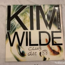 Discos de vinilo: KIM WILDE – NEVER TRUST A STRANGER SELLO: MCA RECORDS – 257 821-7 FORMATO: VINYL, 7 , 45 RPM, SIN. Lote 277459703